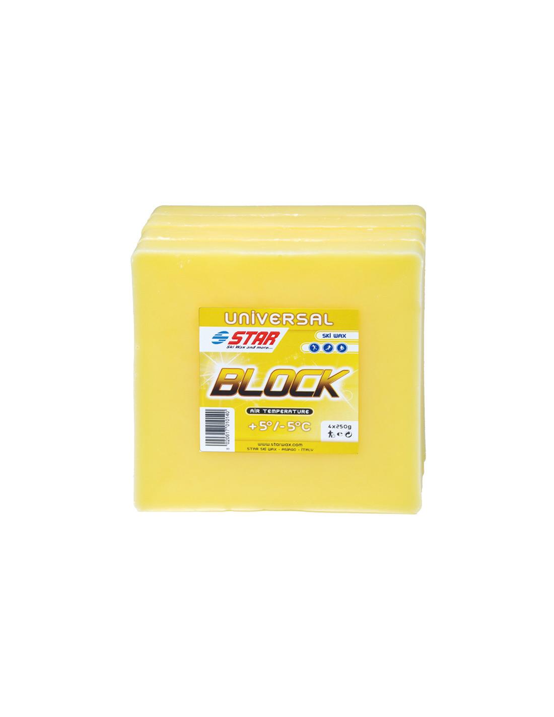 Sciolina universale Block Plus