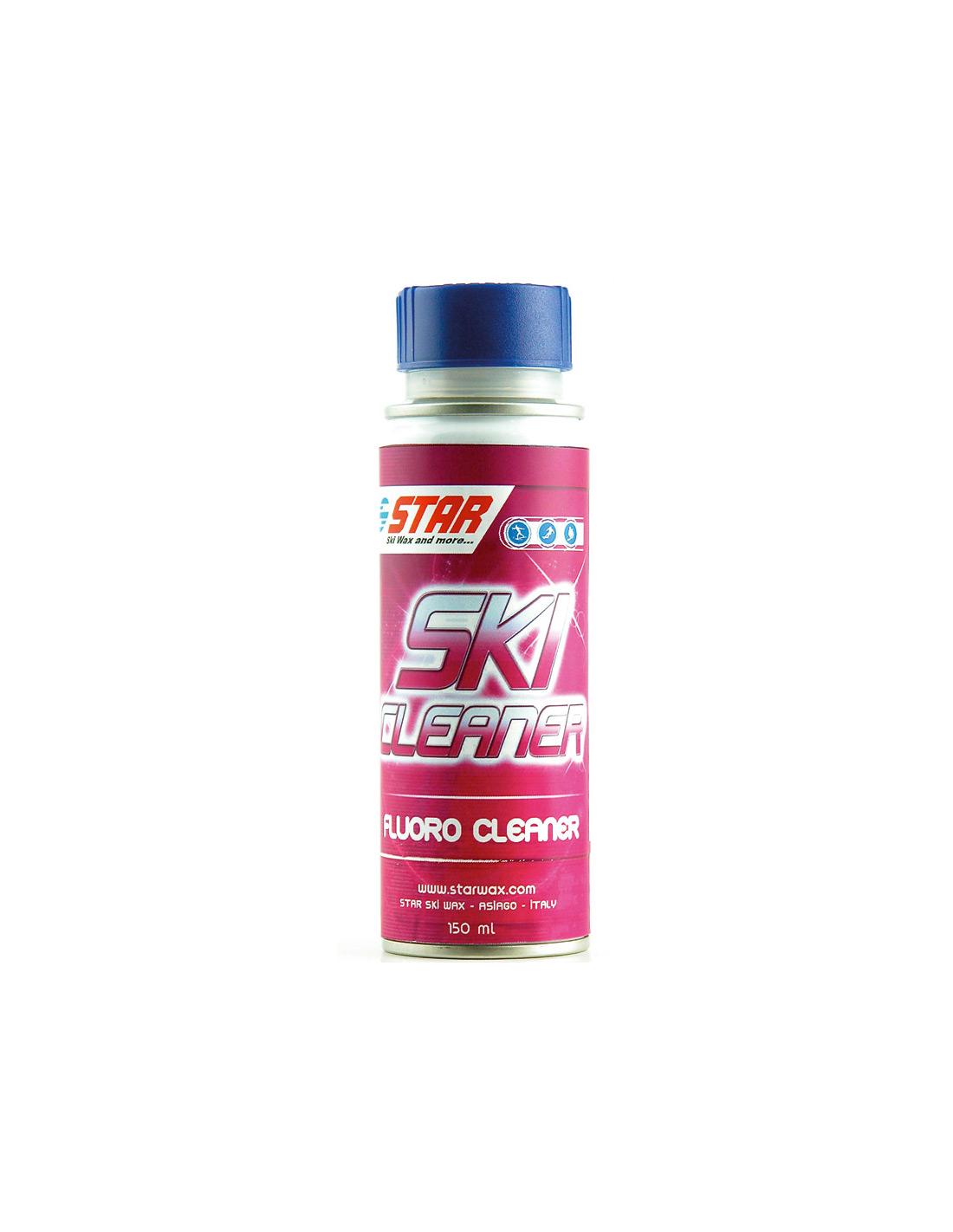 Ski fluoro cleanr