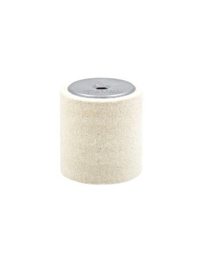 Spazzola rotante 70 mm feltro