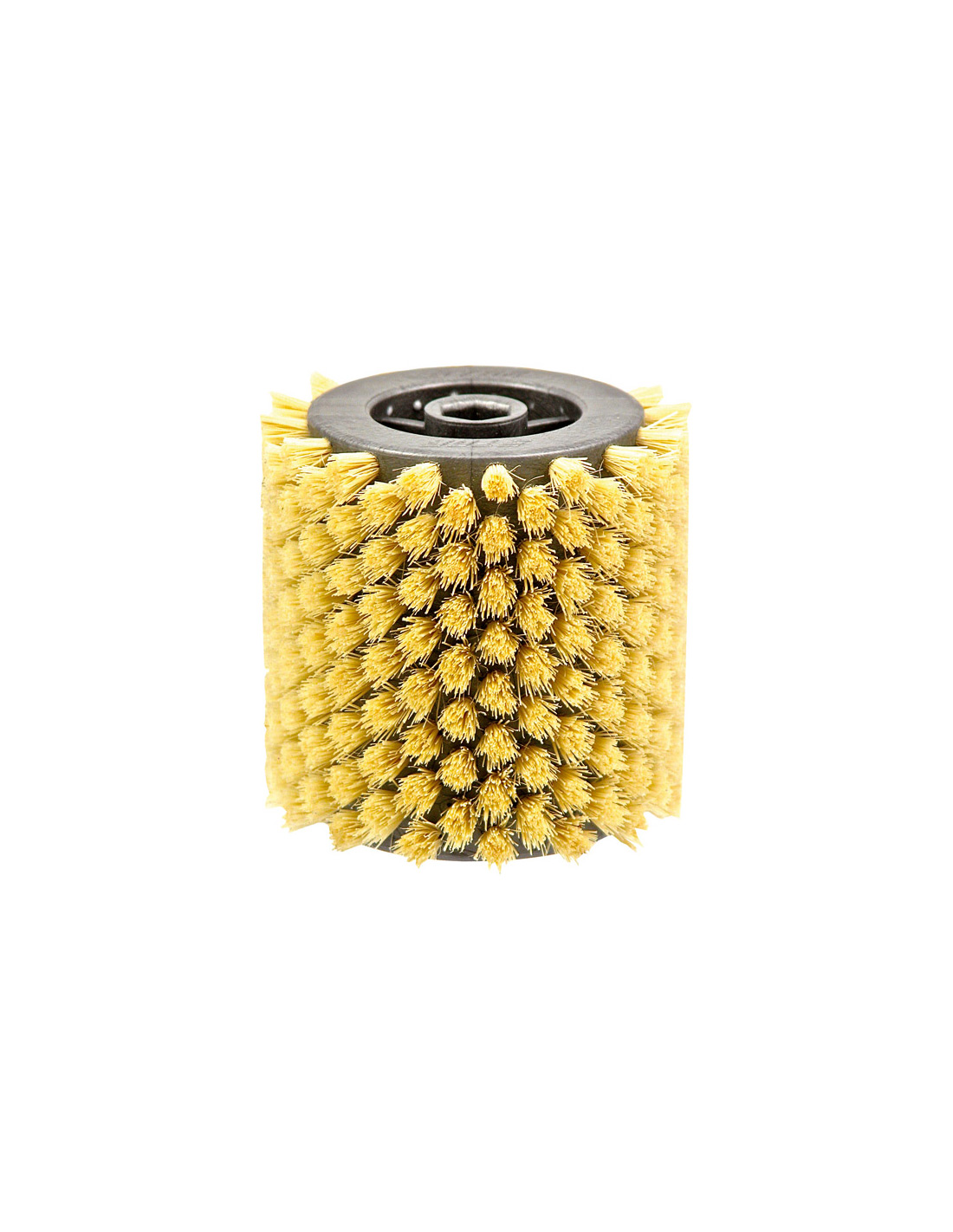 Spazzola rotante 70 mm fibra naturale