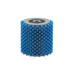 Spazzola rotante nylon duro